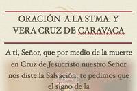 ORACION INVOCACIÓN A LA CRUZ DE CARAVACA PARA OBTENER PETICIONES Y FAVORES
