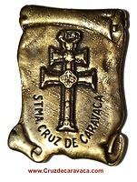 MAGNET CRUZ DE CARAVACA