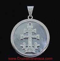 MEDAL CROSS OF CARAVACA