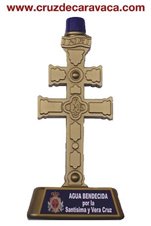 BENDECIDA ACQUA PER CROSS CARAVACA è nel rito del 3 dà DI MAGGIO