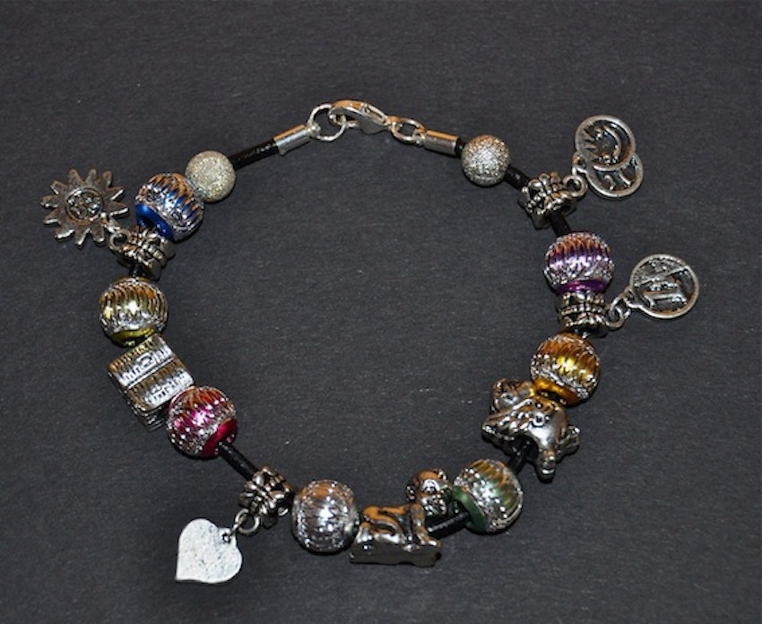 BRACELET OF THE SEVEN ASPECTS OF THE UNIVERSE