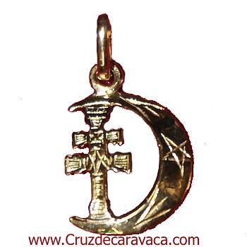 CARAVACA GOLD CROSS OF THREE CULTURES