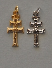 CROSS CARAVACA WITHOUT ANGELES (LOT OF 6 UNITS FOR HANGING)