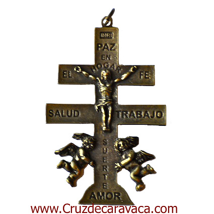 CROSS OF CARAVACA GOOD PLACE