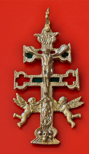 CROSS OF CARAVACA STORMS N-2