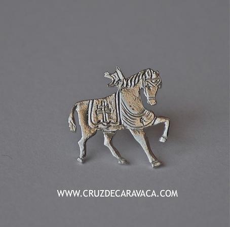 HORSE OF THE WINE OF SILVER OF PINS CARAVACA DE LA CRUZ