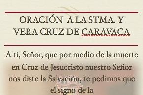 INVOCAZIONE PREGHIERA CARAVACA UNA CROCE PER RICHIESTE E FAVORI