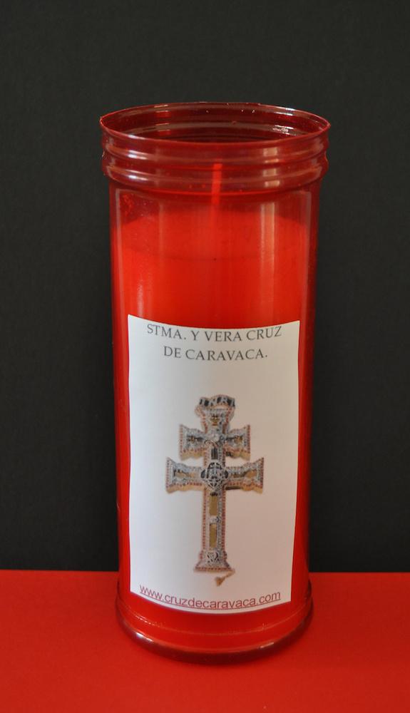 VELON CRUZ DE CARAVACA TRADICIONAL