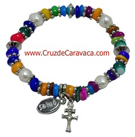 BRACELET CROSS HEALTH CARAVACA