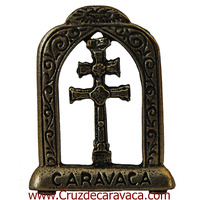 CARAVACA CROSS BOW LOW CAST METAL