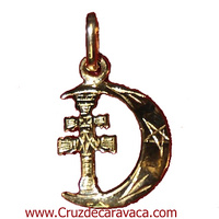 CARAVACA GOLD CROSS OF THREE CULTURES