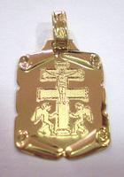 CROCE CIONDOLO CARAVACA 10537 PERGAMENA