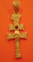 CROSS OF CARAVACA 3142