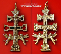 CROSS OF CARAVACA OPEN STORMS N-3