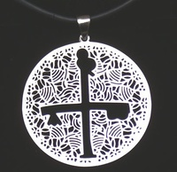 CROSS OF CEHEGIN PENDANT MAKE IN SILVER
