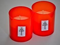 Croce di Caravaca Velon PEQ (confezione da 2 unità indicate Alprecio)