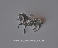 HORSE OF THE WINE OF SILVER OF PIN CARAVACA DE LA CRUZ