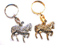 KEY CHAIN THE WINE OF HORSE FROM CARAVACA DE LA CRUZ