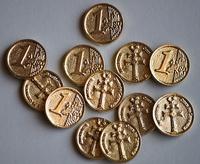 MONETE EURO ARRAS E CROCE DI CARAVACA (LOTTO DI 13 MONETE)