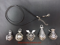 SET ANGEL CALLERS COLLECTION WITH  CORD AND PRAYER - 5 UNITS-