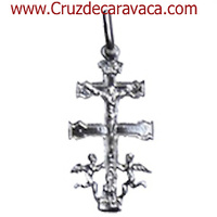 SILVER CROSS CARAVACA CR2