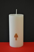 VELON CARAVACA CROSS OF GOLD METAL